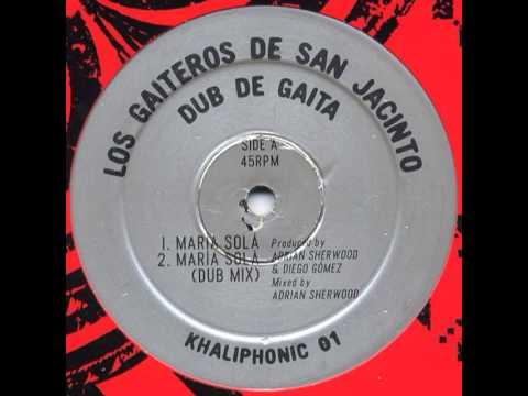 Los Gaiteros De San Jacinto - Maria Solá