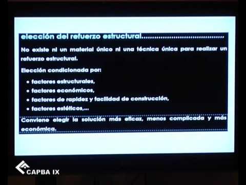 2012 08 23 Curso Patologías  Arq José Antonio Lopez 01
