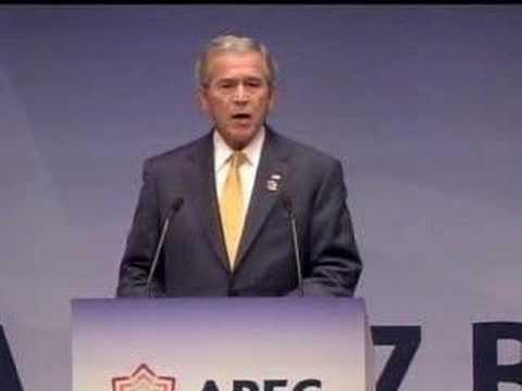 Slips of Bush's tongue