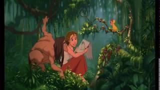 Disney's Tarzan(1999) - Stangers Like Me (With Lyrics)