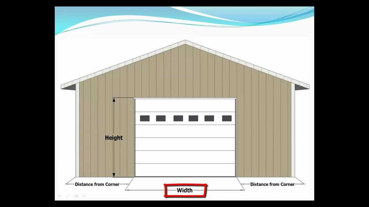 How To Choose An Overhead Door  YouTube