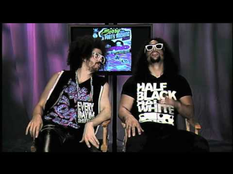 Party Rock with LMFAO at Molson Canadian Amphitheatre on July 4th, 2012!