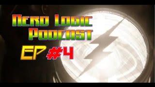 NERD LOGIC PODCAST Ep. 4 (Flash Season 2, Arrow Season 4, x-men Apocalypse, This weeks Reactions)