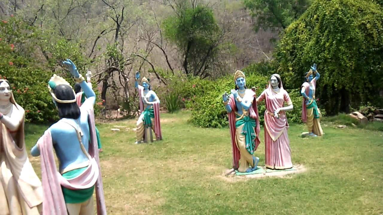 Image result for Kanak Vrindavan jaipur
