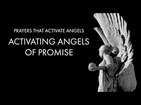 Activating Angels of Promise | Prayers that Activate Angels
