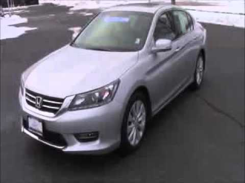 Certified Used 2013 Honda Accord EX L V6 For Sale At Honda Cars Of  Bellevue...an Omaha Honda Dealer!