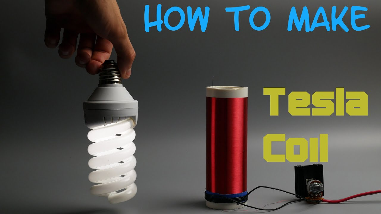 How to make a Tesla Coil  YouTube