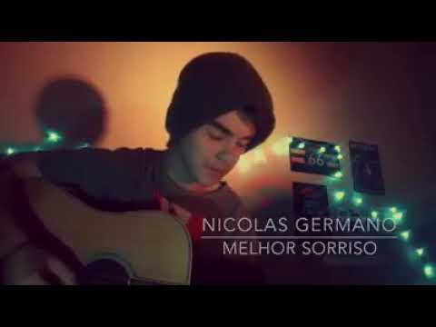 Nicolas Germano 💕//( Melhor Sorriso)