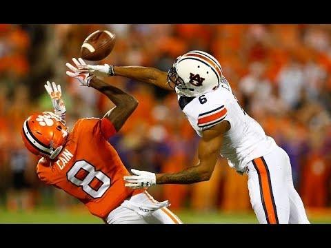 "Carlton Davis: Auburn Tiger - ""Nation"