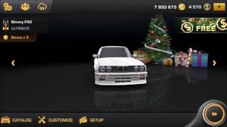 Bonus Code - Car X Drift Racing
