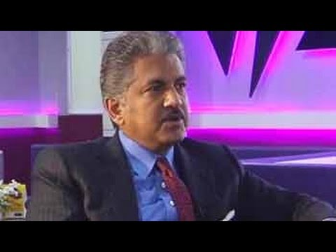 Anand Mahindra talks about M&M's alleged opposition to emission norms
