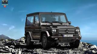 Mercedes Benz G Class BA3 Final Edition 2011 Videos