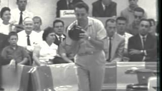 Championship Bowling: Bill Bunetta vs Jim Schroeder [1962]