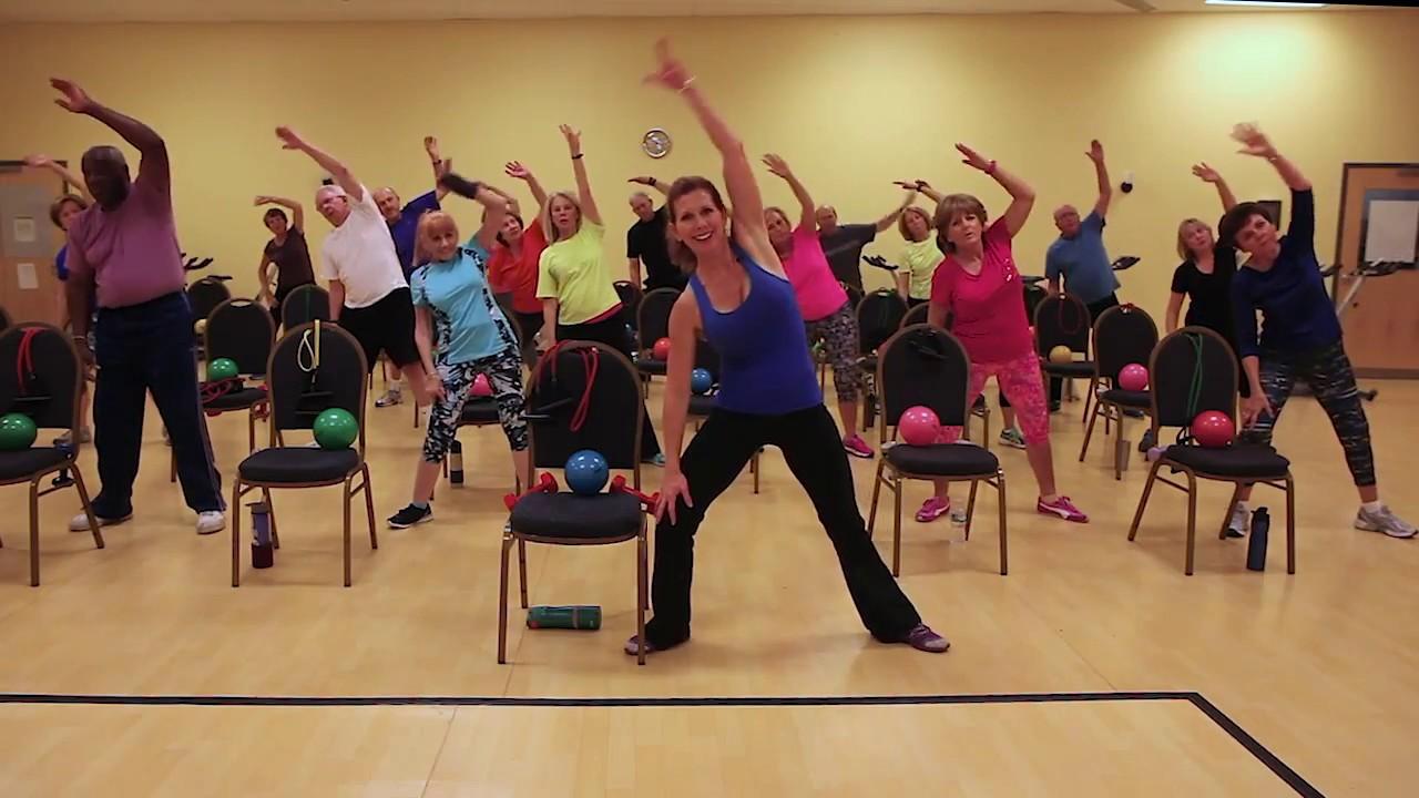 Senior Fitness by Tona - YouTube