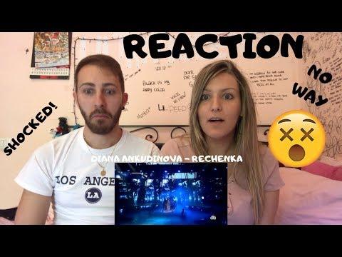 "WE CAN'T BELIEVE THIS!!!! DIANA ANKUDINOVA - RECHENKA REACTION!!! Диана Анкудинова ""реченька"""