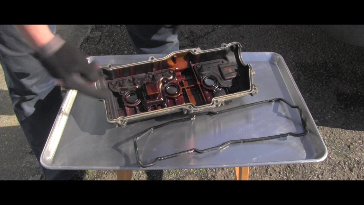 Toyota Tacoma Valve Cover Gaskets Replacement