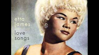 Etta James - baby what you want me to do