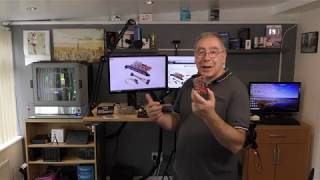 Inateck KTU3FR-5O2U Super speed 7 Ports PCI-E to USB 3.0 Expansion Card Install and Review thumbnail