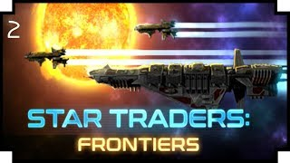 "Star Traders: Frontiers - ""The Bounty Hunter""  (part 2)"