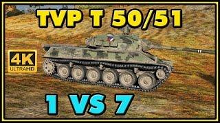World of Tanks | TVP T 50/51 - 9 Kills - 10.4K Damage