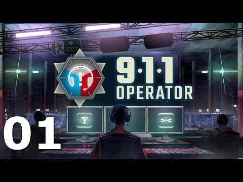 911 Operator – Der Notruf-Simulator [GERMAN DEUTSCH] | Let's Play | Gameplay