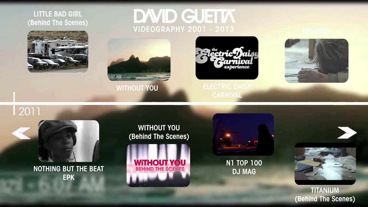 Download David Guetta Interactive Timeline 2001-2013