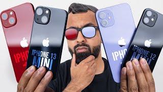 iPhone 13 vs iPhone 13 Mini - Mini Update?