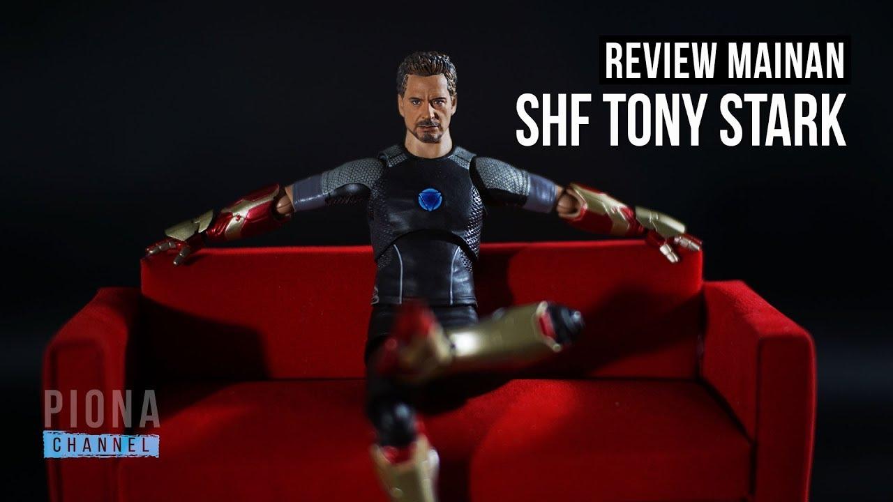 shf  tony stark iron man mark 42 avengers bahasa