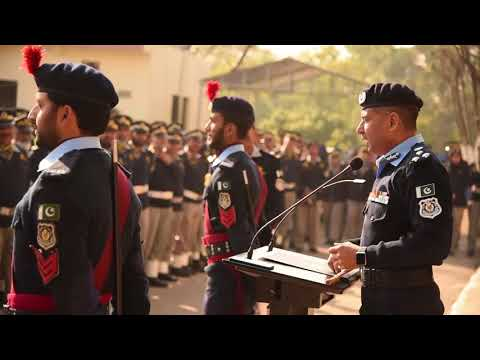 Sultan Azam Temuri Charge IGP Islamabad Visit Islamabad Traffic Police Office