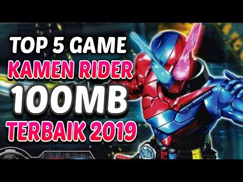 Top 5 Game Kamen Rider Android Terbaru & Keren Dibawah 100 MB Offline/Online Terbaik Di Android 2019 - 동영상
