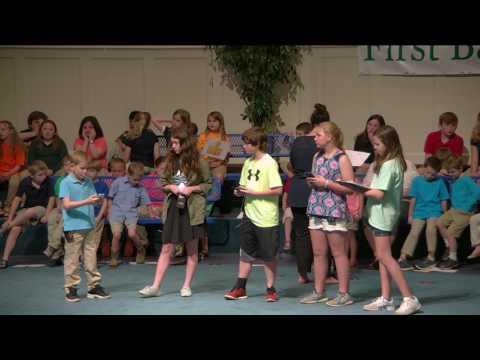 FBCWP Children's Choirs - Unselfie