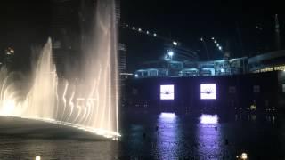 The Dubai Fountain - Mon Amour - Jihad Aki