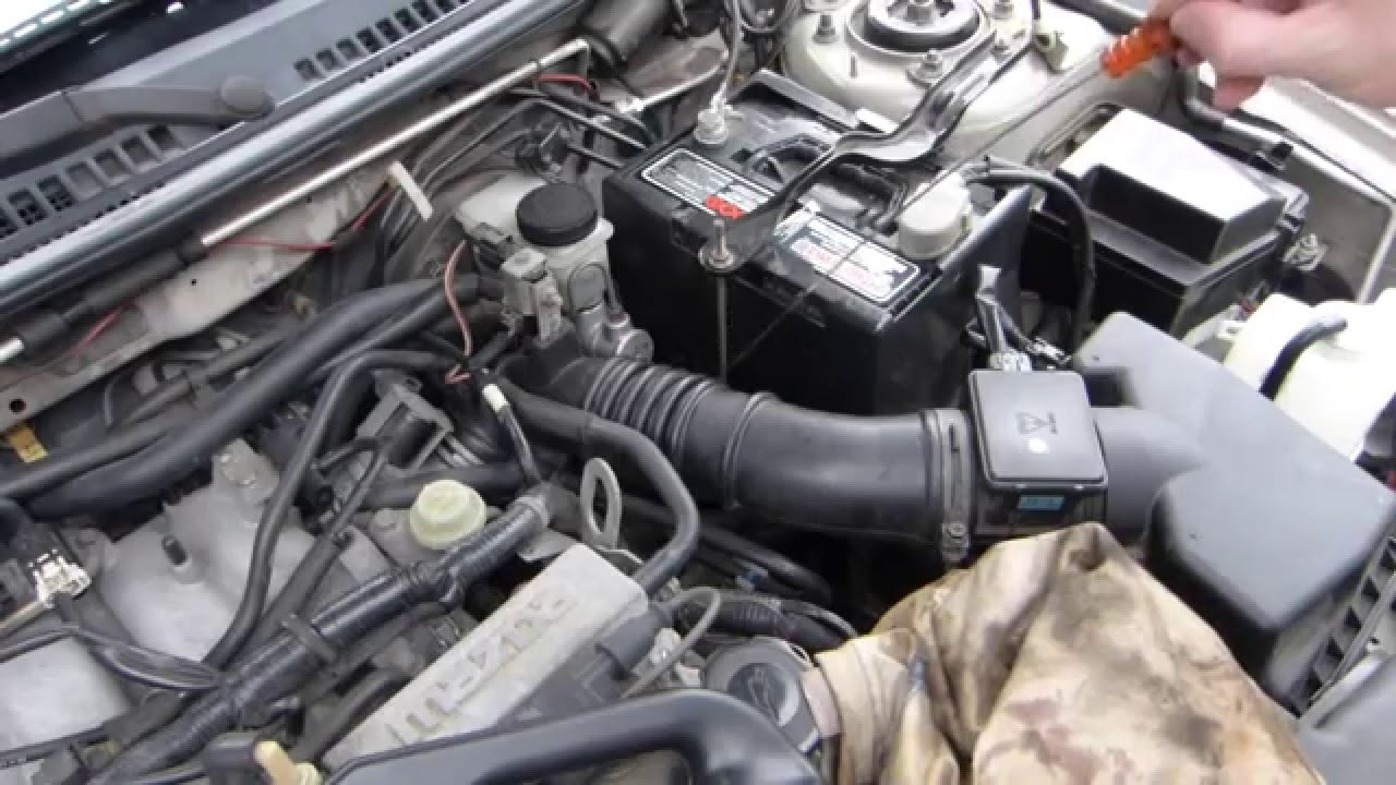 Automatic Transmission Fluid Change Mazda Kiafna El Ford F Eat Youtube