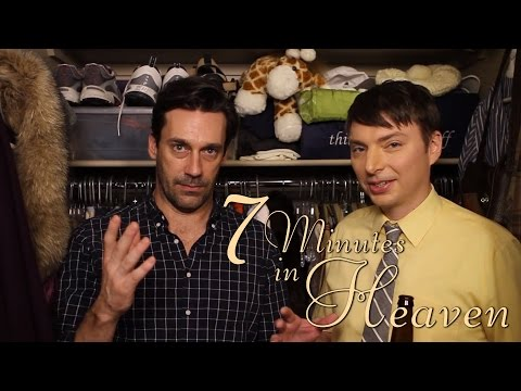 Jon Hamm | 7 Minutes in Heaven
