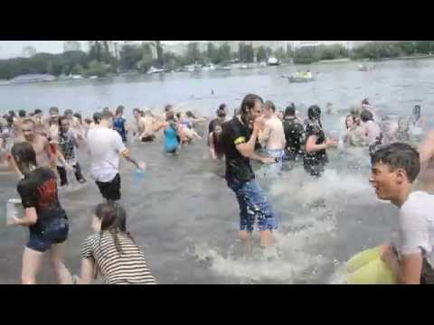 Water Battle in Kyiv 21.06.2015 - 4