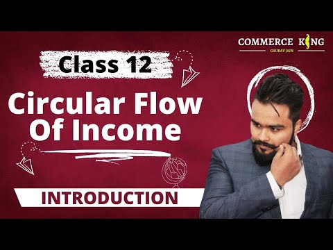 Class 12 macroeconomics(circular flow of income and introduction) economics on your tips video 41