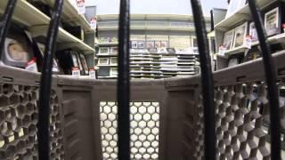 Michaels Arts And Craft Store 32nd St Yuma Az Shopping Cart Tour Part