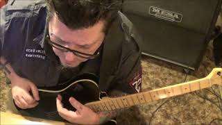 how to play a melodic guitar solo - guitar lesson by mike gross