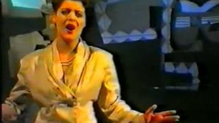 Þú leiddir mig í ljós - Jóhanna Linnet - Söngvakeppni Sjónvarpsins 1989