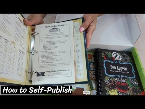 How I Wrote & Published My Cookbook   Video 1 Of 5