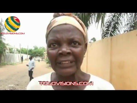 Tamea: les allemands et les français ont détruit le Togo, qu'ils viennent voir nos hopitaux