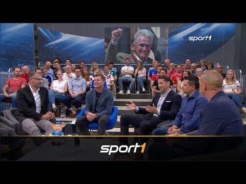 Bundestrainer-Job: Rene Adler wünscht sich Jupp Heynckes | SPORT1
