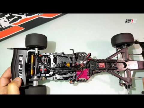 RCF1 WRC F-One 017 l'essai