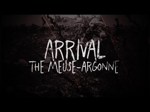 1914 - Arrival. The Meuse Argonne (Lyric Video) | Napalm Records