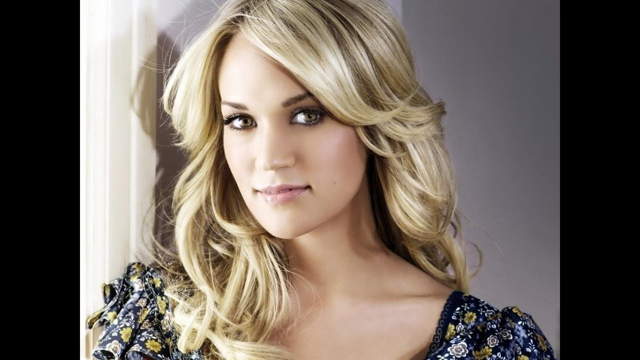 Carrie Underwood Hairstyles - YouTube