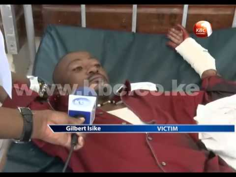 One killed three injured in Mombasa youth protests