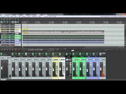 Tutorial: Mixing & Mastering