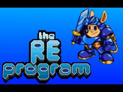 Rocket Knight Adventures- The Re Program |