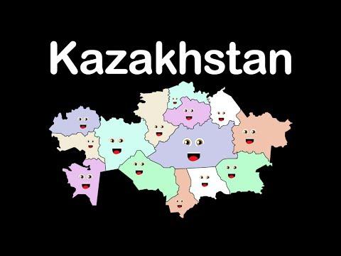 Kazakhstan Geography/Kazakhstan Country