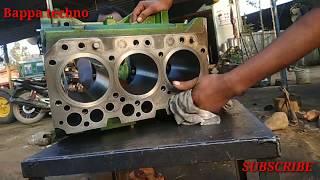 John Deere 5050 d full engine repair